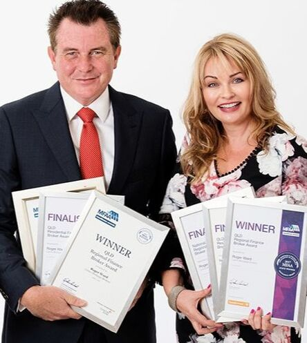 Image of Michelle and Roger from Cairns Mortgage Brokers